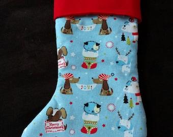Doggie Christmas Stockings