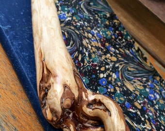 Magic wand, Magic wand handmade, old English reclaimed wood for wicca, Wiccan, witchcraft, witch, wizard, warlock.
