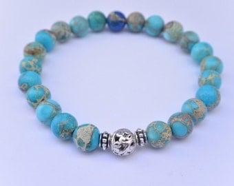 Lapis Lazuli x Sterling Silver