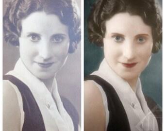 PRINT Photo Colour and Restoration