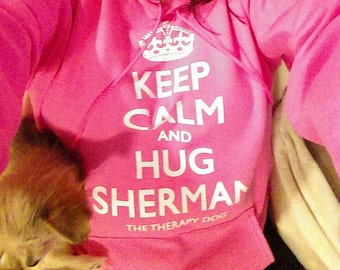Keep Calm Hot Pink - Limited Edition