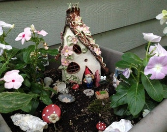 New!!!  Big(ger) fairy houses!