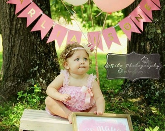 Big banner, occasion banners, first birthday, birthday banners
