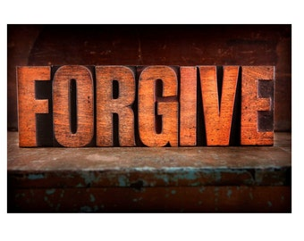 Forgiveness Intention Papers / Forgiving someone