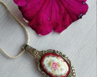 Victorian Spoon Necklace