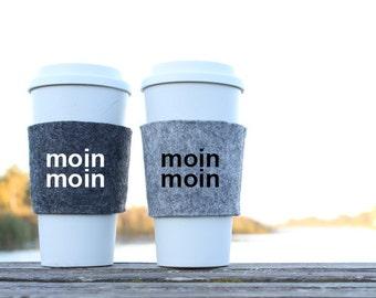 Heat stir mug