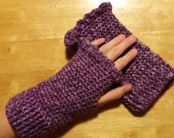 Handmade Crochet Fingerless Gloves Made to Order