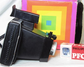 Polaroid Colorpak 80 Land camera with box
