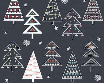 "Chalkboard Christmas Clipart ""CHALKBOARD CHRISTMAS""pack, Christmas Tree , Vintage Christmas, Retro Vintage style, Seasons Greetings Cts016"