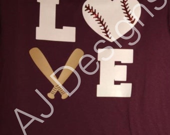 Love Baseball Shirt!