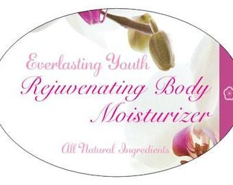 Rejuvenating Body Moisturizer