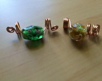 Dread lock Jewelry