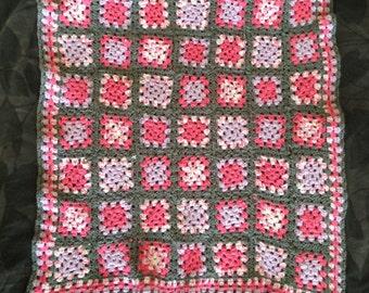 Handmade newborn baby blankets