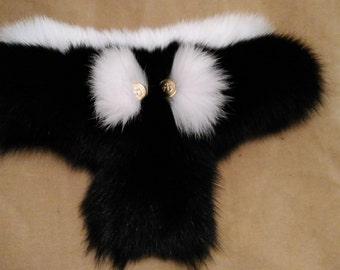 Ready to ship! Fur accessories for bag, short or pillow