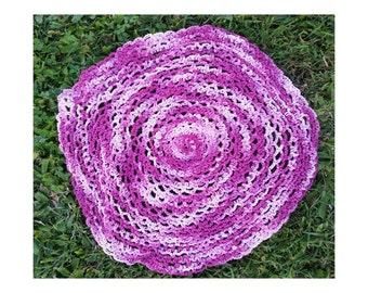 Dahila Crochet Doily