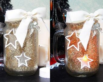 Dreamy Jar Lantern
