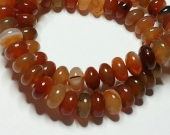 Carnelian Smooth Ronedelle