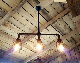 rustic industrial lighting. rustic industrial lighting pool table light modern pipe billiards