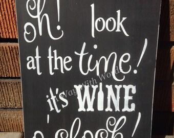 Wine Time...again