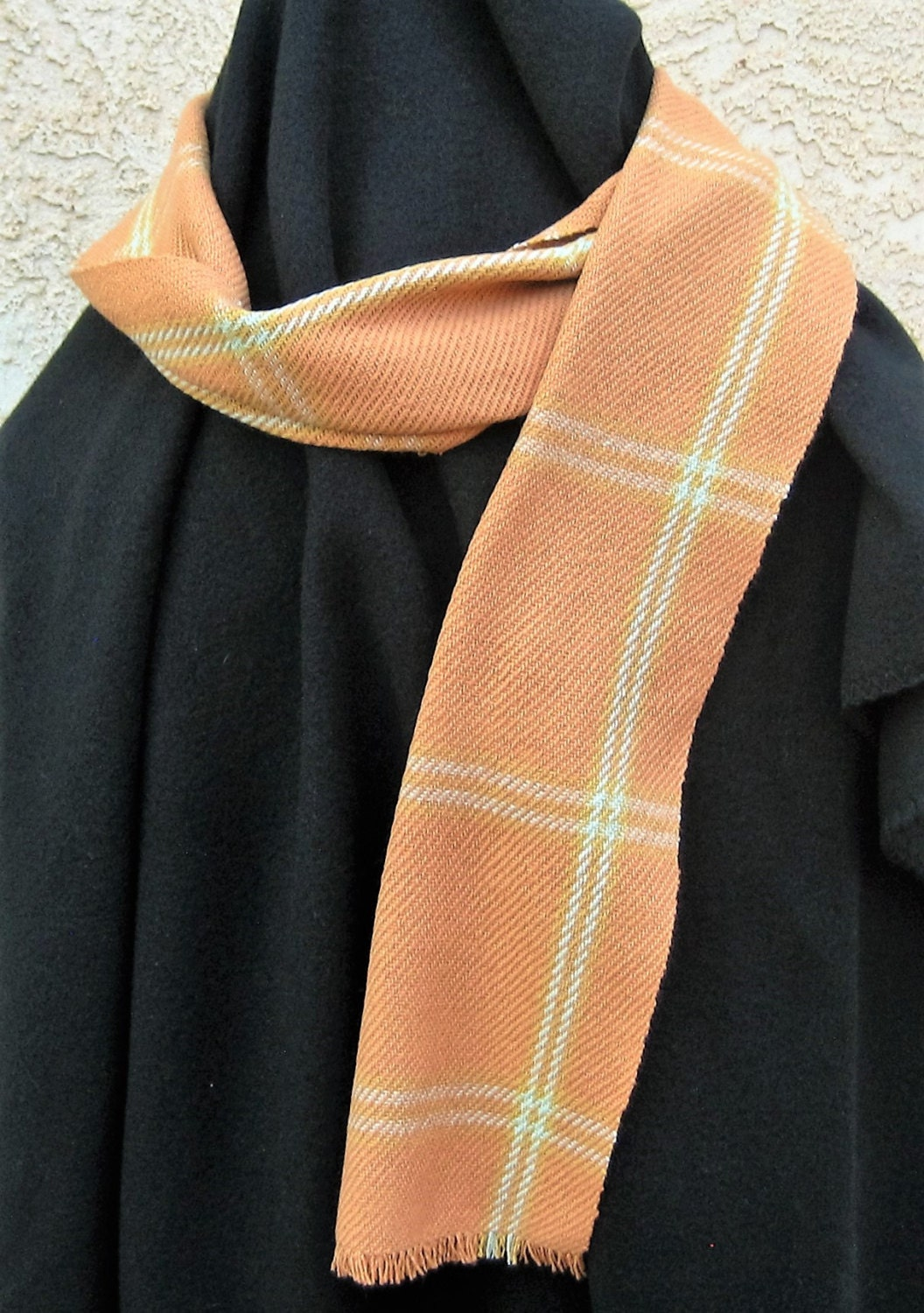 woven scarves woven scarf made by