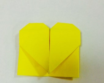 Bookmark Heart
