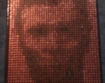 Abraham Lincoln Penny Mosaic