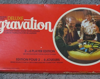 Vintage Deluxe Aggravation Game 1977