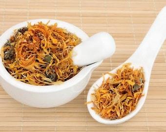 1 oz. Dried Calendula (Organic)