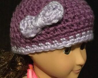 American girl beenie hats