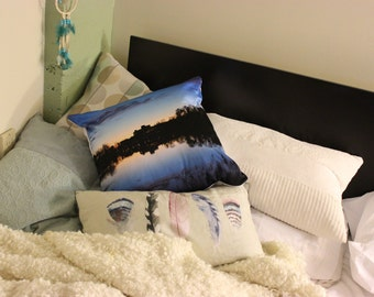 Beautiful Stockholm Sweden Pillow