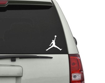 Jumpman decal, Jumpman sticker