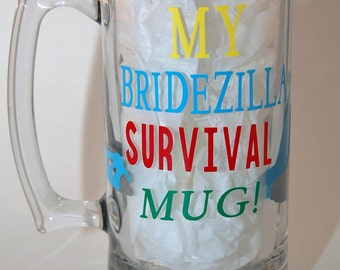 Custom Bridzilla Mug