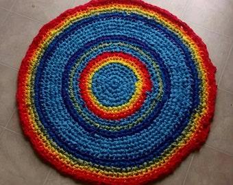 Rainbow Dash Rug