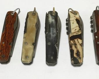 Pocket knife Vintage collection