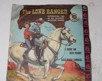 Golden Record - The Lone Ranger
