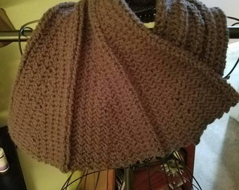 Grey Dragon wing Scarf