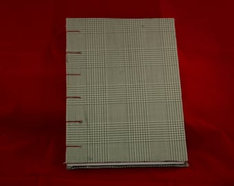 Coptic stitch binding sketchbook