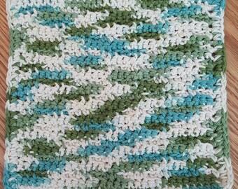 Handmade Dishcloth- Pair of 2