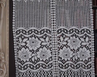 popular items for natural cotton lace on etsy