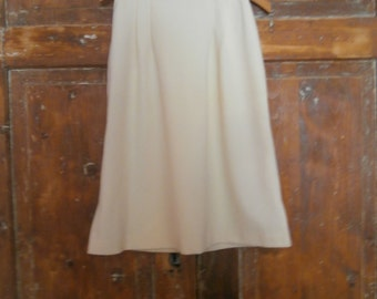 "Vintage ""Simon Boutique size S(42)/cream-colored"