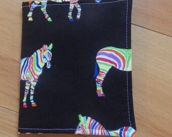 Mini Art Folio - Zebra