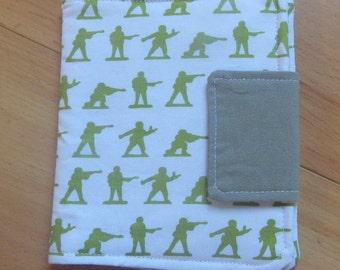 Mini Art Folio - Army Men
