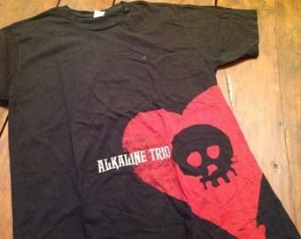 Alkaline Trio shirt LG