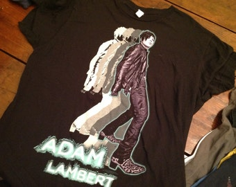 Adam Lambert shirt - MD