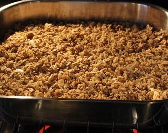 H&H Ranch Homemade Granola (1/2 gallon)