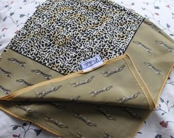 """Codello""""-silk-bandana,"""