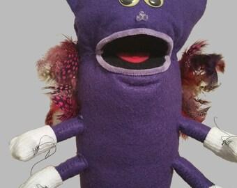 Handmade Sock Puppet