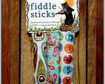 Fiddle Sticks - 100% Organic Catnip