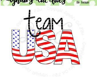 Team USA/Olympics/SVG/eps/DXF file