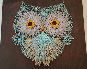 String Art- Owl